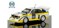 SALE - Scalextric Slot Car 60th Anniversary Audi Sport Quattro S1 E2 C3828A