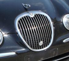 IDFR Jaguar 1998~2003 S-TYPE S TYPE OE Chrome Grille Frame