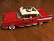 1:24 1957 Chevrolet Bel Air Fire Department Sunnyside Ltd Model (SS 8404) Belair