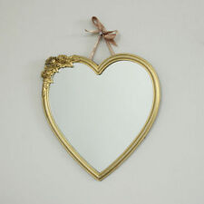 Heart Vintage/Retro Metal Frame Decorative Mirrors