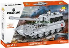 Cobi 3036 - World of Tanks - WWII German Tank E 100 - New