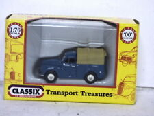 Classix Morris Minor Pick up Blue With Rear Cover Ref EM76632
