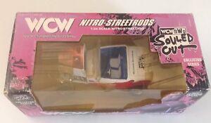 WCW WWE NWO NITRO STREETRODS BRITISH BULLDOG  RARE COLLECTABLE 1 Of 4999 Made