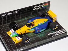 1/43 Minichamps F1 Benetton Ford B191 B M.Schumacher Early Season 1992
