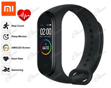 Orologio Smartband Unisex Xiaomi Smartwatch Mi Band Fitness Tracker Nero