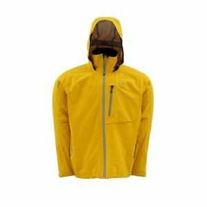 Simms Acklins Gore-Tex Jacket, XL, Autumn Leaf, Discounted Price!