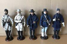 Sideshow Civil War 12inch Lot Of 5 Dolls