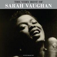SARAH VAUGHAN - VERY BEST OF (GOLDENES VINYL)  2 VINYL LP NEU