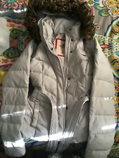 Hollister Women's Parka Jacket / outwear by Abercrombie Fitch XSmall
