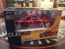 Jada 1/24 Model Kit Flamed 1999 Silverado Dooley (extremely Rare)find Another