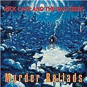 Nick Cave & The Bad Seeds - Murder Ballads New CD
