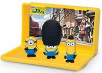 Micro Minion Playset BRITISH MINIONS 3 Figuren ICH EINFACH UNVERBESSERLICH