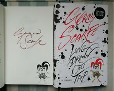 GERALD SCARFE SIGNED LONG DRAWN OUT TRIP 1/1 UK HB/DJ 2019 BRAND NEW UNREAD