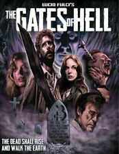 THE GATES OF HELL (LIMITED EDITION) BLU-RAY NEW WITH SLIPCOVER SCORPION