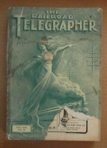 The Radio Telegrapher Vintage/Antique Magazine:  Oct 1902