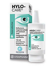 Hylo Care Eye Drops, Preservative Free, Safe for use with all contact lenses
