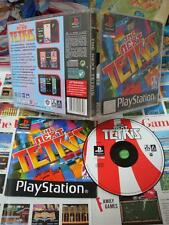 Playstation PS1:The Next Tetris [TOP PUZZLE GAME / 1ERE EDITION] COMPLET - Fr