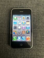 Apple iPhone 3GS - 16GB - Black (locked To O2) A1303 Selling Spears Or Repairs