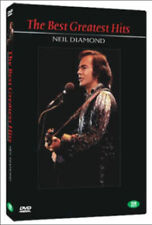 NEIL DIAMOND / The Best Greatest Hit DVD *NEW