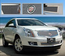 2010 - 2012 Cadillac SRX 2PC fine mesh polished stainless grille