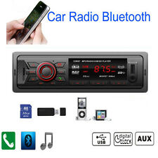 Car Radio Bluetooth Stereo Head Unit Player MP3/USB/SD/AUX-IN/FM In-dash Input