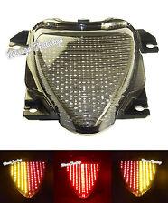 E-Marked Tail Turn Signals Light Smoke For SUZUKI Boulevard M109R VZR1800 M1800R
