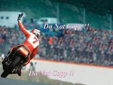 BARRY SHEENE SUZUKI RG500 World Champion 1976 & 1977 Photographie 10