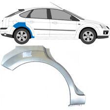 Ford Focus Mk1 Ala Rueda Arco recorta Nuevo Negro 2 piezas Set Trasero LR RR 98-04 Venta