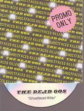 THE DEAD 60s - ghostfaced killer -  1 Track   CD ( FOLIE )
