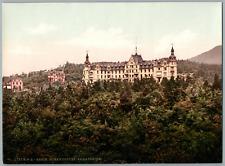 Ahrtal. Hohenhonnef. Sanatorium. PZ vintage photochromie, Deutschland photochr
