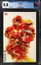 Flash (2018) #50 CGC 9.8 Francesco Mattina Variant Cover!