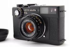 [Exc+++++] Leitz Minolta CL 35mm Rangefinder w/M Rokkor 40mm F2 from Japan #249