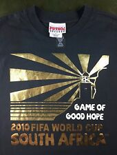 Unisex Adult 2010 Fifa Soccer World Cup South Africa Game Of Good Hope T-Shirt