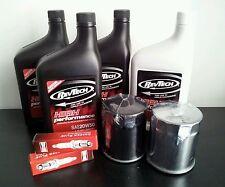 Kit tagliando olio revtech harley sportster dal 86 ad oggi 883 1200 filtro nero