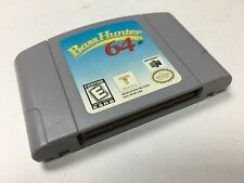 Bass Hunter 64 N64 Authentic Nintendo 64 Cartridge