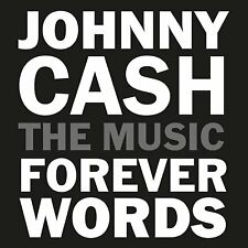 JOHNNY CASH: FOREVER WORDS - NEW VINYL LP