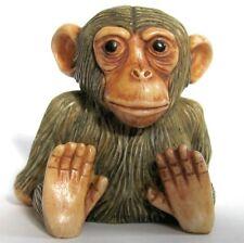 Monkey / Chimp / Chimpanzee - Oddbods Hardbody - Nib - Mps Harmony Kingdom