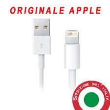 Cavo dati ORIGINALE Apple lightning usb per IPHONE 6 5 7 Plus iOS11 iPad cavetto
