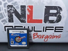 World Championship Darts Nintendo DS Game Cartridge