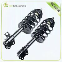 For 2002-2006 Nissan Sentra 1.8L 2 pieces Front Complete Struts & Coil Springs