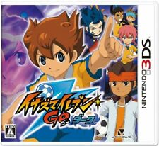 Level Five Inazuma Eleven Go Dark Nintendo 3DS Game Sof From japan