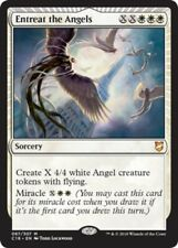 x1 Entreat the Angels MTG Commander 2018 M M/NM, English
