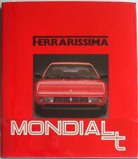 FERRARISSIMA 10, NEW 1989 FERRARI BOOK,  FIRST SERIES  MONDIAL  Best Offer?