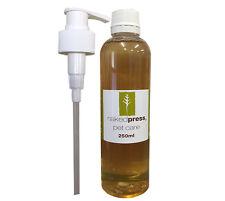 Dog Shampoo 250ml - 100% Natural - 3 Essential Oils + Free Pump