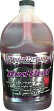 RED BULL Finish Renu Car Care Degreaser Engines Wheels Grease Clean 1 Gallon 034