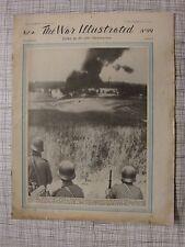 The War Illustrated # 99 (Syria, German Paratroops, Crete, Iceland, Stalin, RAF)