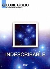 Indescribable 5099967949953 With Louie Giglio DVD Region 1