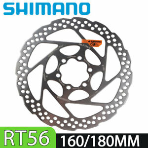 Shimano Deore SM RT56 RT26 Disc Brake Rotors 160MM 180MM 6 Bolt Mountain Bicycle