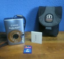 Canon PowerShot Digital ELPH SD1100 IS Bundle