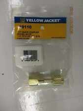 "YELLOW JACKET 1/4"" QUICK COUPLER-19110"